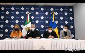 Intenso operativo en el Municipio de Teocaltiche en la localización de dos jóvenes desaparecidos - UDG TV