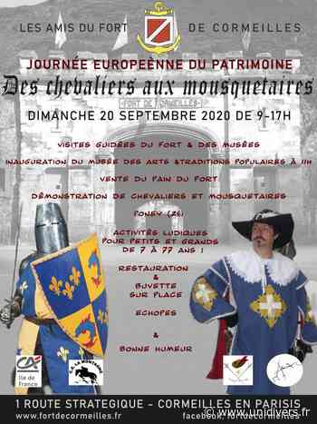 Des chevaliers aux mousquetaires Fort de Cormeilles-en-Parisis dimanche 20 septembre 2020 - Unidivers
