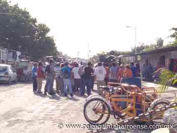 Paran labores trabajadores sindicalizados en Chetumal y no hay recolección de basura - Palco Quintanarroense