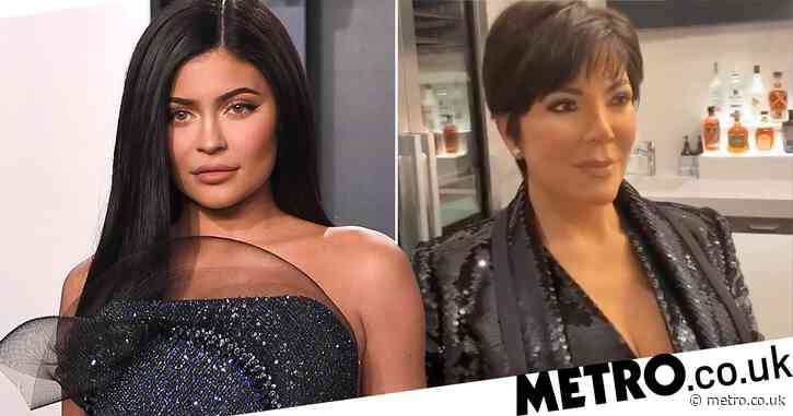 Kylie Jenner boasts that she's got her hands on waxwork of mum Kris and not her sisters: 'She's mine'
