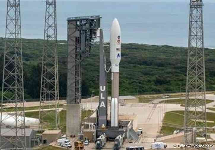 New Mars Rover Prepared for Launch at Cape Canaveral