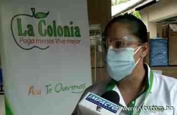 Supermercados La Colonia hace importante donativo al Hospital San Felipe - vtv.com.hn