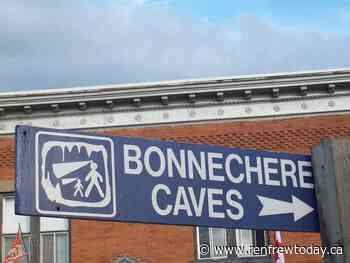 COVID-19 shuts down Bonnechere Caves until 2021 | 96.1 Renfrew Today - renfrewtoday.ca