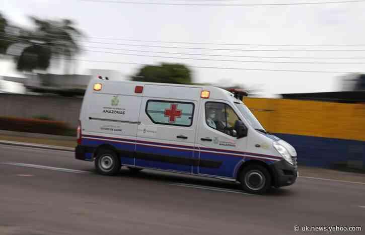 Brazil hits record 69,000 coronavirus cases in a day