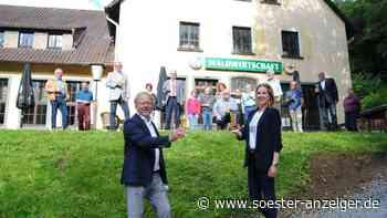 Warsteiner-Chefin Catharina Cramer zufrieden / Bilsteintal-Verein hat alle Handlungsoptionen - Soester Anzeiger