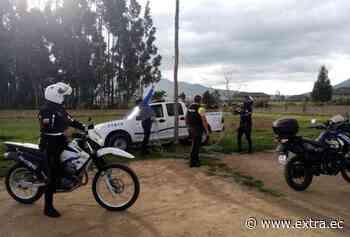 Policía interrumpe partidos de vóley en Cayambe - Portal Extra