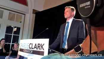 Saskatoon Mayor Charlie Clark to announce 'intentions' for fall election - CTV News Saskatoon