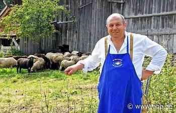 Der Tiroler und seine Schafe - Hochburg-Ach/Burghausen - Passauer Neue Presse