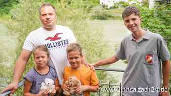 Burghausen: Boot kentert - 15-Jähriger rettet Vater und Zwillinge aus der Salzach - innsalzach24.de