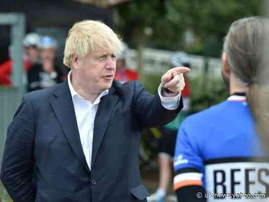 Boris Johnson to urge unemployed to join public sector to help Britain 'build back better'
