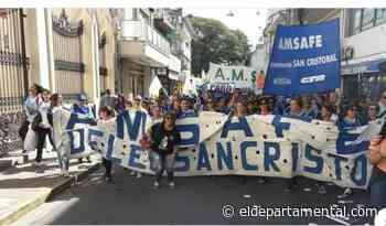 La delegada Seccional de Amsafe San Cristóbal se manifestó con respecto a los docentes autoconvocados - El Departamental