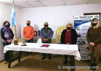 Rotary Club San Cristóbal renovó su Comisión Directiva - El Departamental