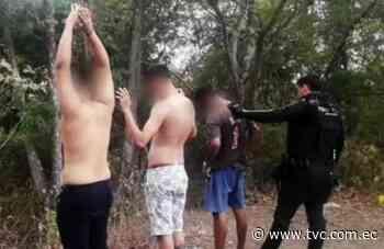 Denuncian convocatoria para encuentros sexuales en Cerro Paraíso - tvc.com.ec