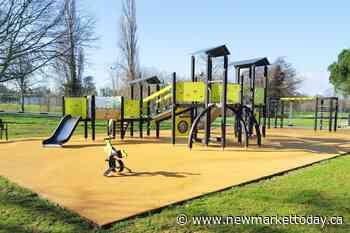 East Gwillimbury reopens all 42 playgrounds today - NewmarketToday.ca