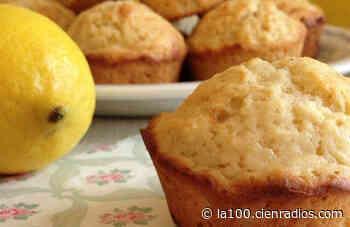 Magdalenas de limón: una delicia clásica (y súper esponjosa) para tomar el té - La 100