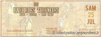 Concert Les Barbiches Tourneurs - Blues-Pop-Rock - Bar Musical Patio , Lattes, 34970 - Sortir à Montpellier - Le Parisien Etudiant