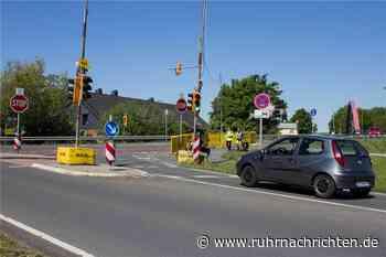 Ampelprovisorium in Henrichenburg soll einer Dauerlösung weichen - Ruhr Nachrichten