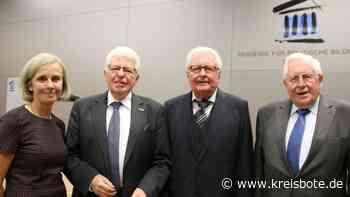 Gründungsvater Akademie für Politische Bildung in Tutzing trauert um Hans-Jochen Vogel - Kreisbote