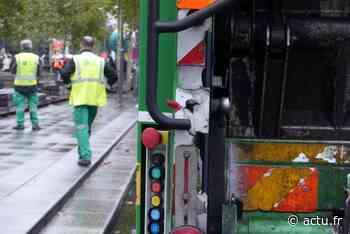 Une prime pour le service collecte des déchets à Dieppe - actu.fr