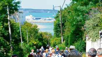 Le succès de la randonnée sur le GR21, sentier plébiscité en 2020, à Dieppe - Paris-Normandie