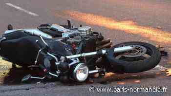 À Longueuil, près de Dieppe, un homme grièvement blessé en perdant le contrôle de sa moto - Paris-Normandie