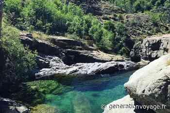 5 endroits où faire du canyoning à Corte - Generation Voyage