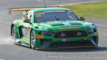 Schumacher will step up to Australian GT Series as he waits to see if Bathurst 12 Hour goes ahead - Western Advocate