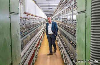 In Wendlingen stellt die letzte Spinnmaschine der Firma HOS die Produktion ein- NÜRTINGER ZEITUNG - Nürtinger Zeitung
