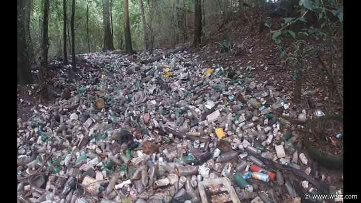 Garbage grounds beside LSU Botanical Gardens could potentially prevent flooding