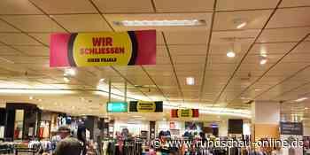 Konzern kündigt: Die Karstadt-Schließung in Gummersbach ist besiegelt - Kölnische Rundschau