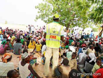 NEMA Distributes Relief Items to 656 IDP Households in... - PR Nigeria News
