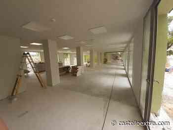 La nueva Biblioteca Manel Garcia Grau de Benicarló estará acabada el 22 de octubre - Castelló Extra
