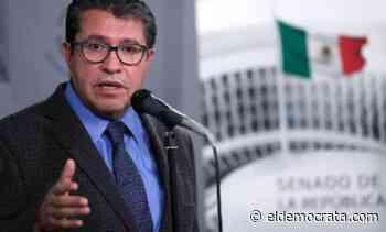 Monreal y Jucopo del Senado se reúnen con Cuitláhuac Garcia para ir por un código penal en todo el país - El Demócrata