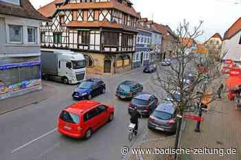 Neue Kreisstraße bleibt Streitthema - Lahr - Badische Zeitung