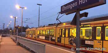 Bahnstrecke Schwäbisch Hall-Waldenburg vom 31. Juli bis 14. September gesperrt - Heilbronner Stimme