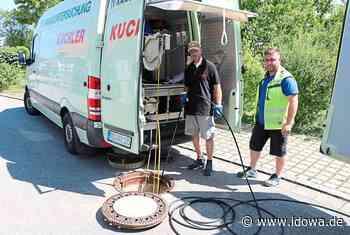 Mainburg: Abwasserkanäle werden untersucht - Stadt Mainburg - idowa