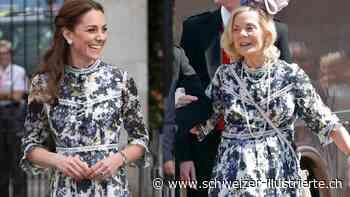 Meghan, Kate und Letizia kopieren Looks der Royals - Schweizer Illustrierte