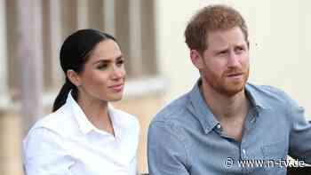 Biografie sorgt für dicke Luft:Meghan und Harry verspielen Rückkehr zu Royals - n-tv NACHRICHTEN