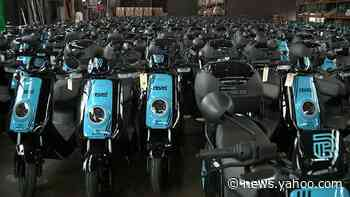 2nd-related Revel death shuts down scooter service in NYC