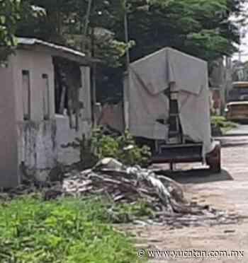 Adolescente se quita la vida afuera de su casa, en Izamal - El Diario de Yucatán