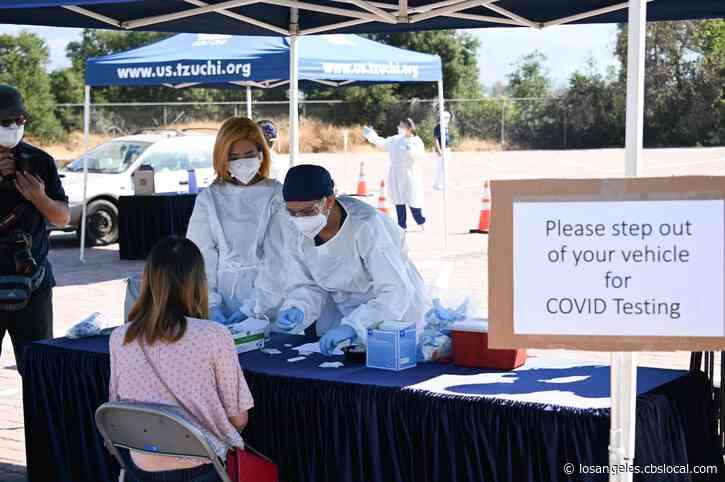 Riverside, San Bernardino, Ventura Counties Report Combined 2,700 Cases