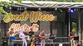 Albstadt: Keine Zeit für ordentliche Soli - Albstadt - Schwarzwälder Bote