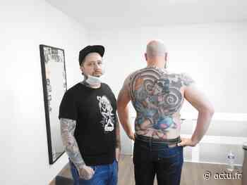 Melun. Le tatoueur Jité s'installe dans le quartier piétonnier - actu.fr