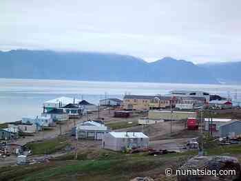 Pond Inlet man charged with pointing firearm - Nunatsiaq News