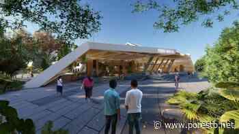 Así será la estación Palenque del Tren Maya, revelan diseño (Fotos) - PorEsto