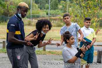 """Floirac : 90 secondes pour """"filmer l'avenir"""" avec les Amis du Jamel Comedy Club - France 3 Régions"""