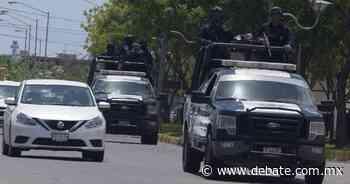 Reportan a otra banda de asaltantes ahora en sector norte de Culiacán - DEBATE