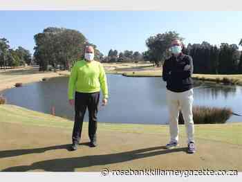 Golf numbers are up at Houghton - Rosebank Killarney Gazette