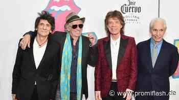 Mick Jagger ist 77: So gratulieren ihm die Rolling Stones! - Promiflash.de