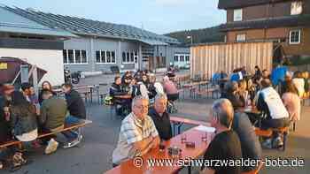 Furtwangen: Beliebter Sportfreunde-Hock - Furtwangen - Schwarzwälder Bote